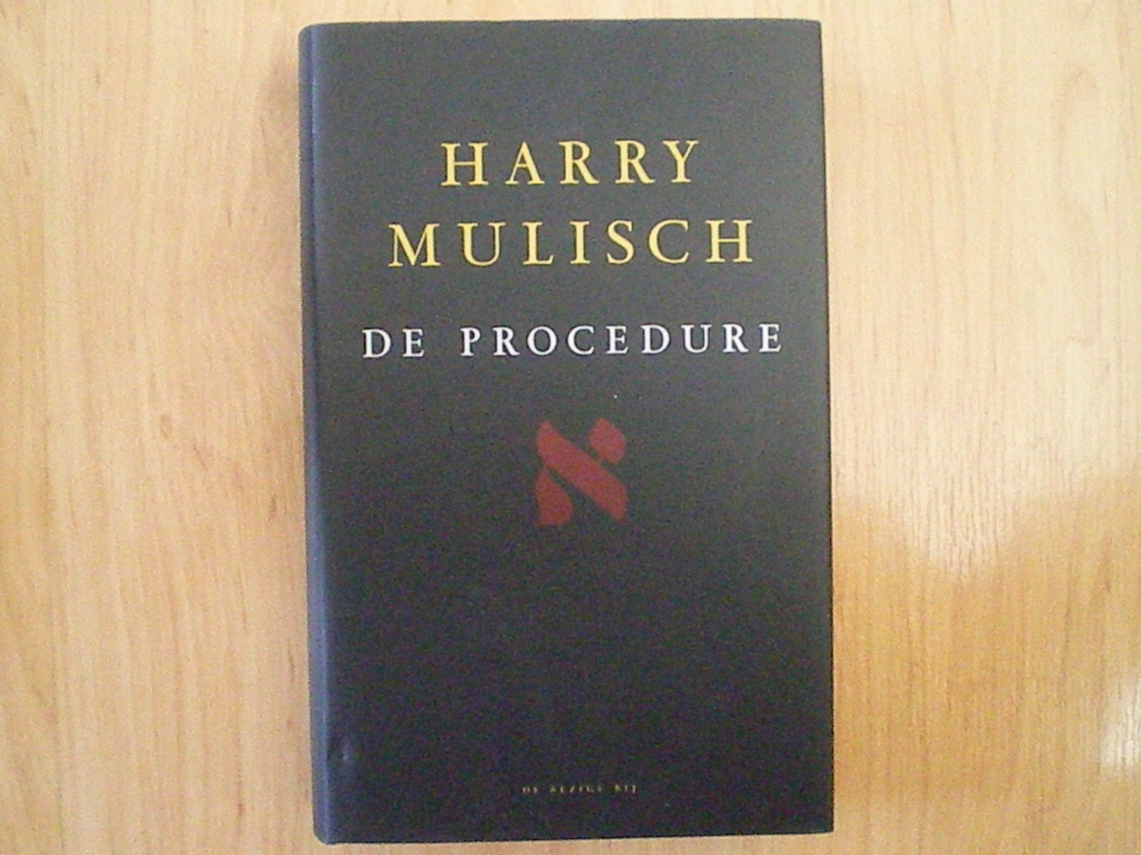 Mulisch Harry De Procedure